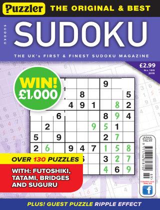 Puzzler Sudoku No.189