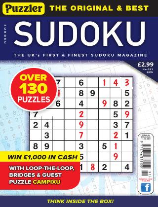 Puzzler Sudoku No.191