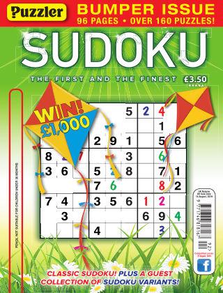 Puzzler Sudoku No.192