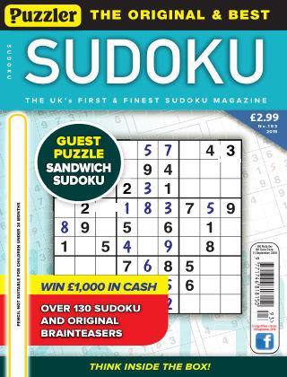 Puzzler Sudoku No.193