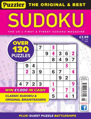 Puzzler Sudoku No.195