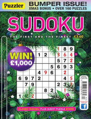 Puzzler Sudoku No.197