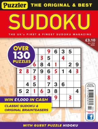 Puzzler Sudoku No.199
