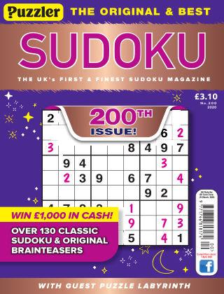 Puzzler Sudoku No.200