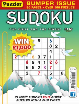 Puzzler Sudoku No.201