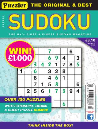 Puzzler Sudoku No.202