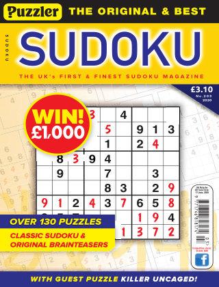 Puzzler Sudoku No.203