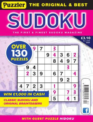 Puzzler Sudoku No.204