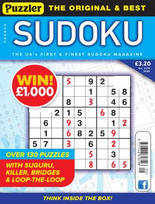 Puzzler Sudoku No.205