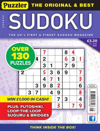 Puzzler Sudoku No.206