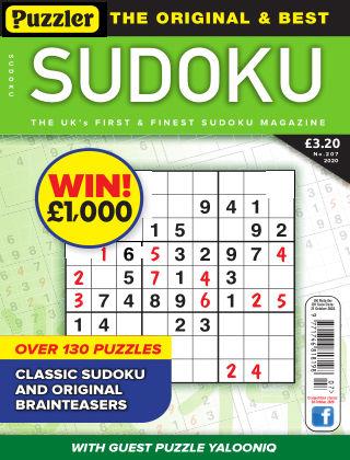 Puzzler Sudoku No.207