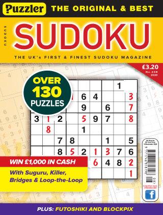 Puzzler Sudoku No.208