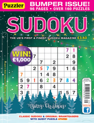 Puzzler Sudoku No.209