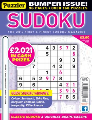Puzzler Sudoku No.213