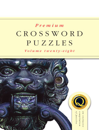 Premium Crosswords No.28
