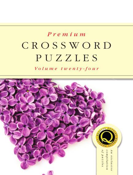 Premium Crosswords June 01, 2017 00:00