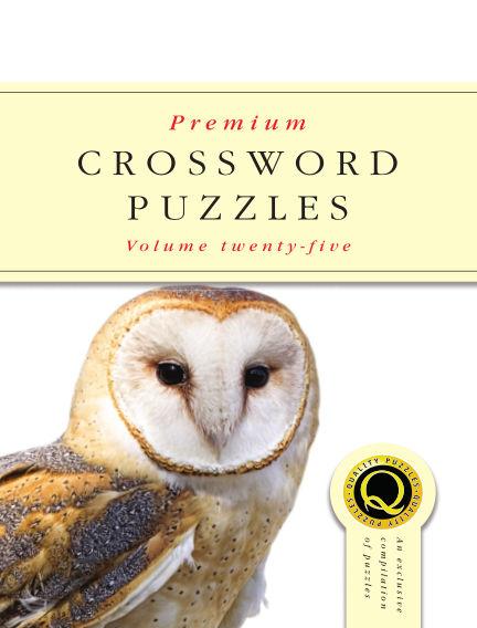 Premium Crosswords June 02, 2017 00:00