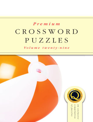 Premium Crosswords No.29