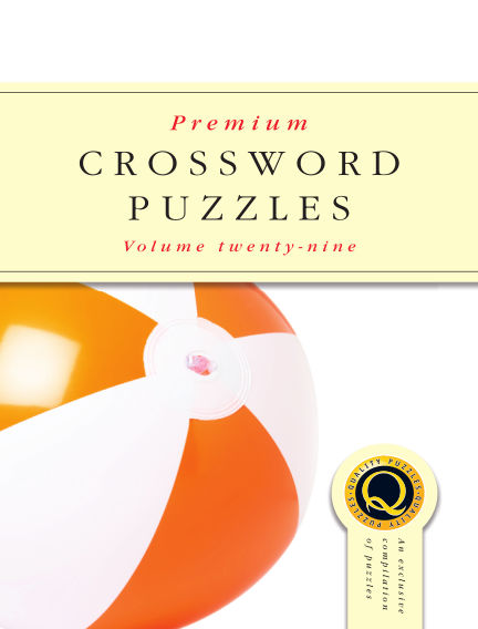 Premium Crosswords June 10, 2017 00:00