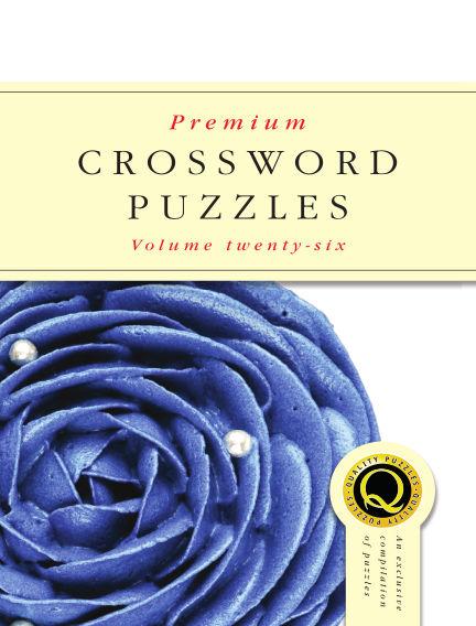 Premium Crosswords June 03, 2017 00:00
