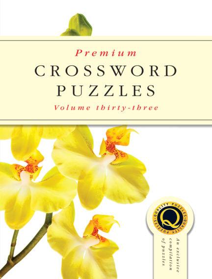 Premium Crosswords September 17, 2017 00:00