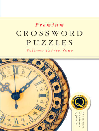 Premium Crosswords No.34