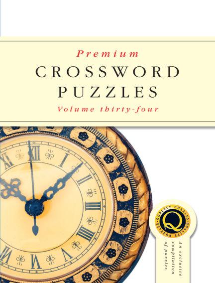 Premium Crosswords October 25, 2017 00:00