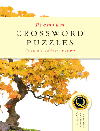 Premium Crosswords No.37
