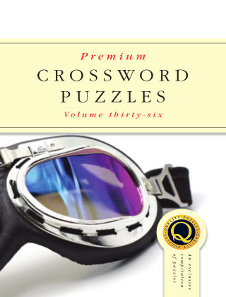 Premium Crosswords No.36