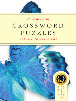 Premium Crosswords No.38