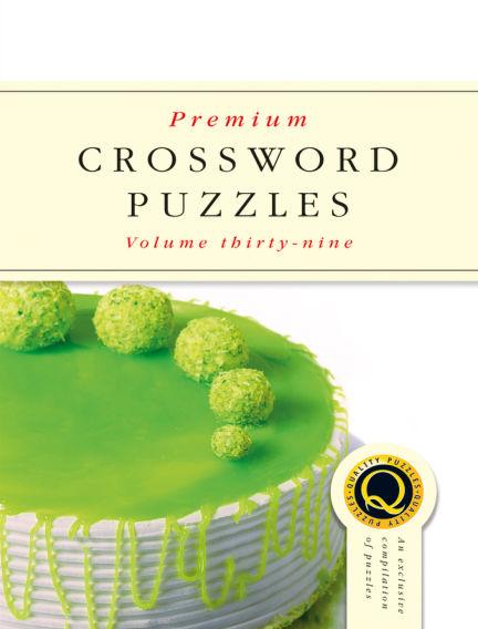 Premium Crosswords March 14, 2018 00:00