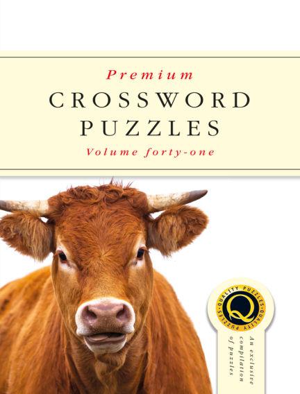 Premium Crosswords May 09, 2018 00:00