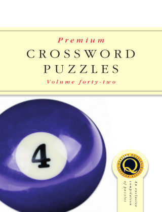 Premium Crosswords No.42