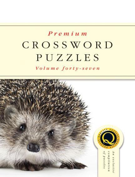 Premium Crosswords October 24, 2018 00:00