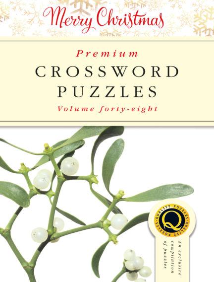 Premium Crosswords November 21, 2018 00:00