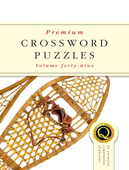 Premium Crosswords December 19, 2018 00:00