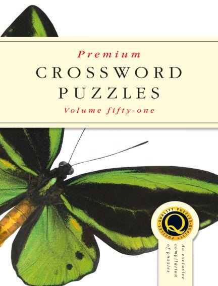 Premium Crosswords February 13, 2019 00:00