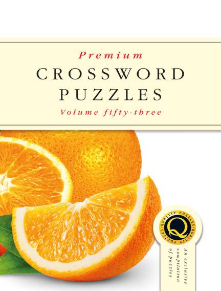 Premium Crosswords April 10, 2019 00:00