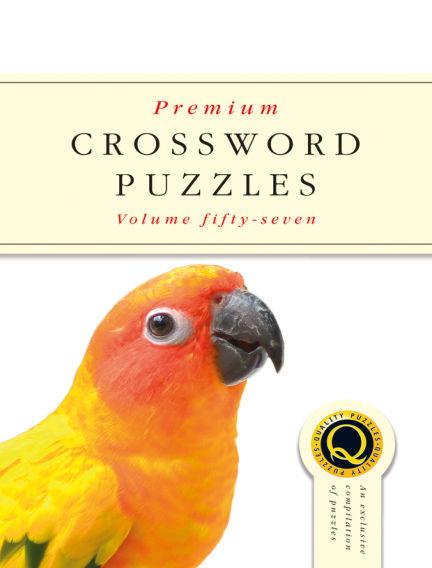 Premium Crosswords July 31, 2019 00:00