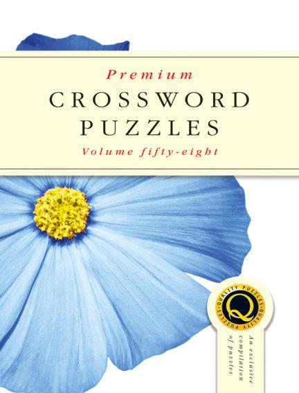 Premium Crosswords August 28, 2019 00:00
