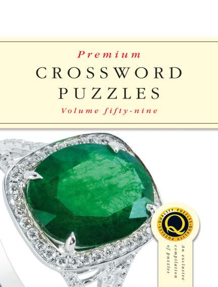 Premium Crosswords September 25, 2019 00:00