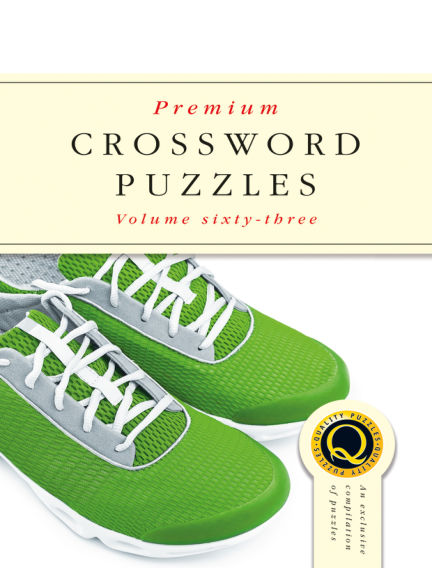 Premium Crosswords January 15, 2020 00:00