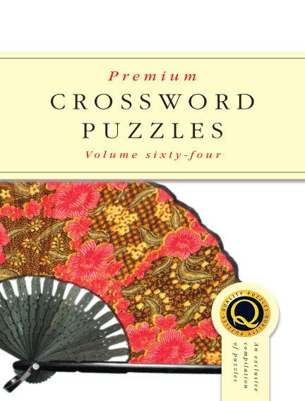 Premium Crosswords February 12, 2020 00:00
