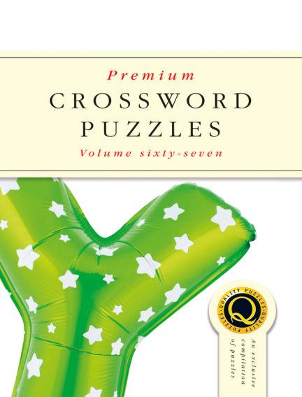 Premium Crosswords May 06, 2020 00:00