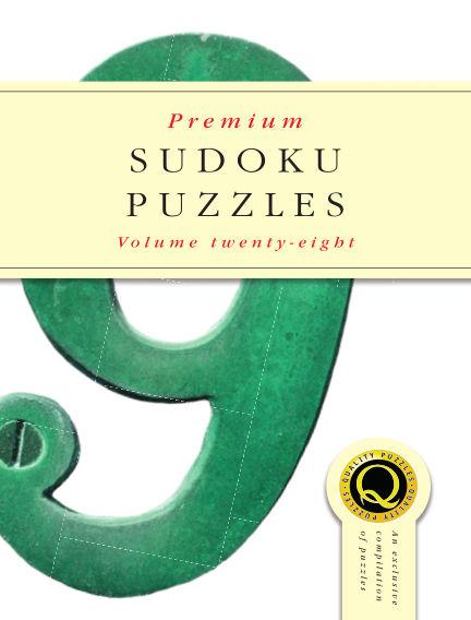 Premium Sudoku June 05, 2017 00:00