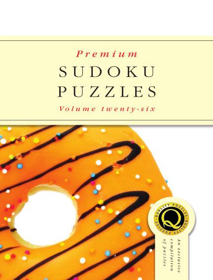 Premium Sudoku June 03, 2017 00:00