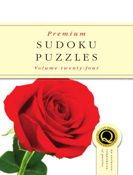 Premium Sudoku June 01, 2017 00:00