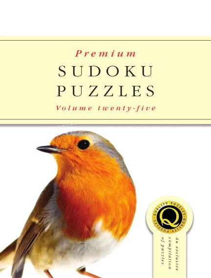 Premium Sudoku June 02, 2017 00:00
