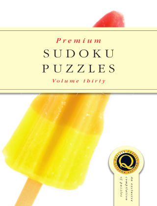 Premium Sudoku No.30