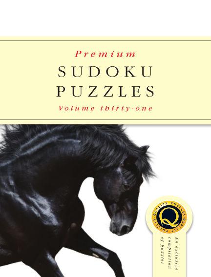 Premium Sudoku August 02, 2017 00:00